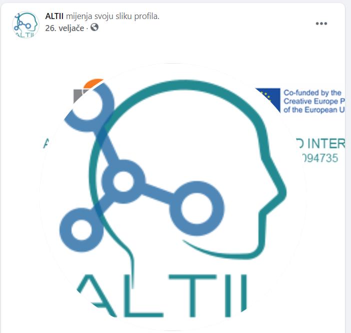 Otvaranje facebook profila